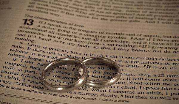 Marriage - Wedding Rings