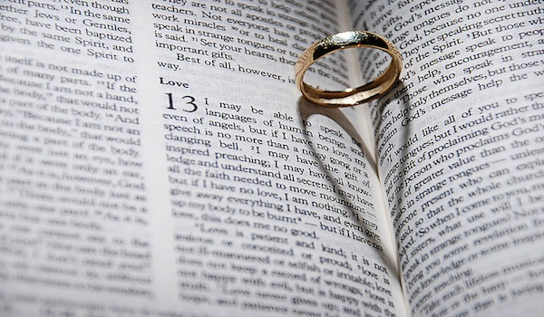 Marriage Is One Flesh That No One Can Separate