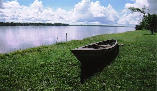 Heard the Gospel - Boat near water