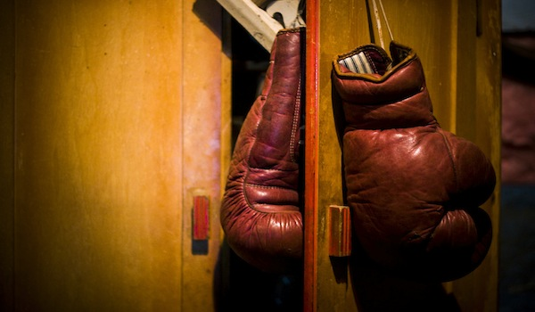 Fear - Boxing Gloves