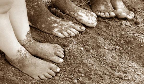 Did Jesus Have Siblings - Kids Feet