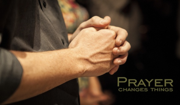 Pray - Prayer is the Work Image