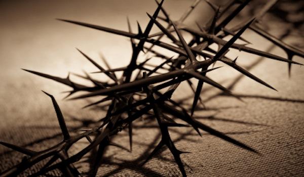 I Am Not Ashamed - Crown of Thorns