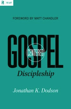 Free Book Giveaway - Gospel Centered Discipleshp