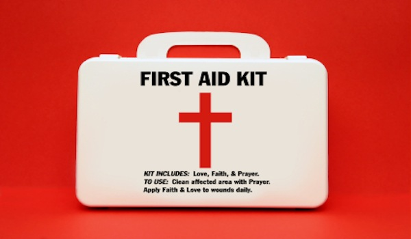 Is The Gospel A Promise - First Aid Kit