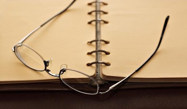Psalm 139 - Journal & Glasses