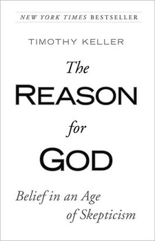 Free Book Giveaway - The Reason for God book
