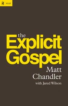 Free Book Giveaway - Explicit Gospel book