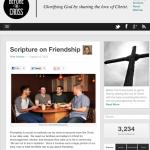 Before The Cross on iPad