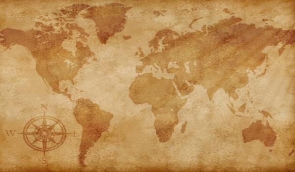 My names sake - World Map