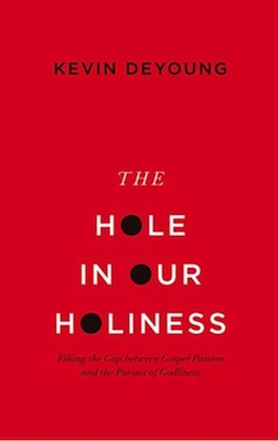 Free Book Giveaway - Hole in Our Holiness Book