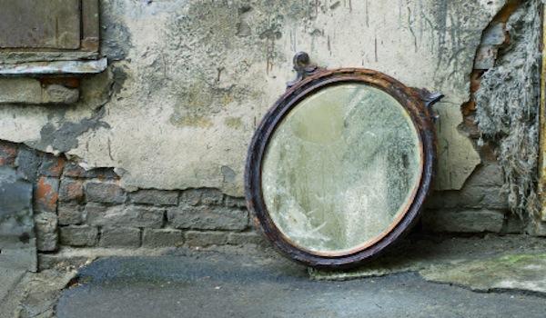 Old Mirror - Undeserved Worth