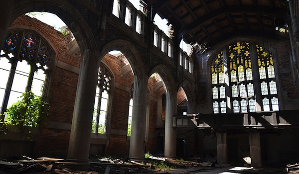 Abandoned Church First Love