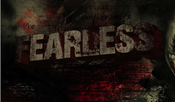 Scripture on Fear - Fearless Graphic