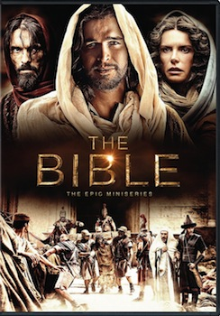 The Bible Series - DVD Giveaway