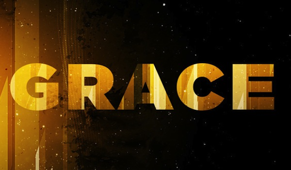 Scripture on Grace - The word Grace