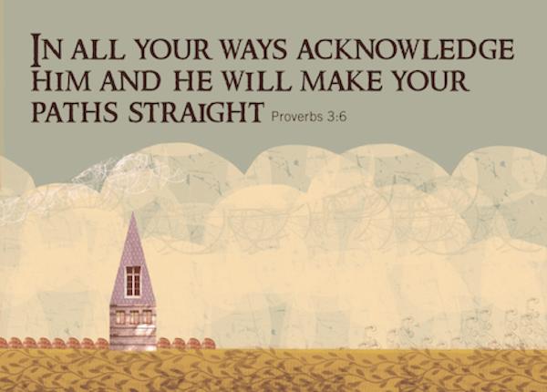 Scripture on Wisdom