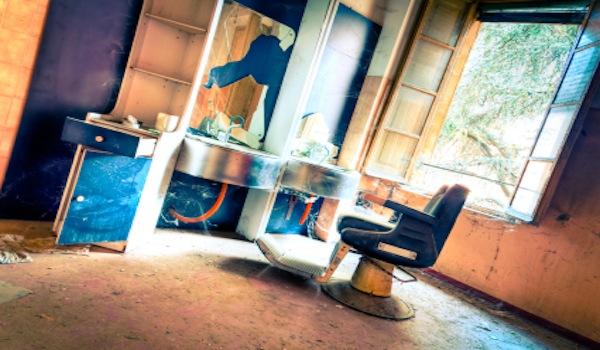 The Love Of A Boy - Salon Chair