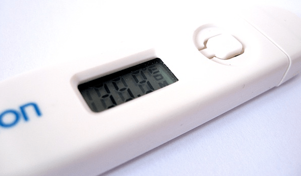 3 Things Sickness Can Reveal - Thermometer