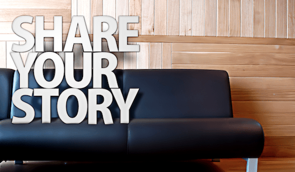 Our Testimonies - Sharing our Story