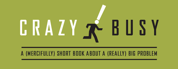 Crazy Busy Book Review