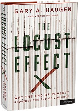 Free Book Giveaway: The Locust Effect