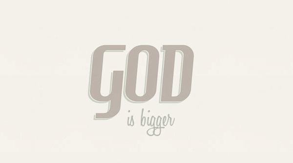 Does God Need Us?