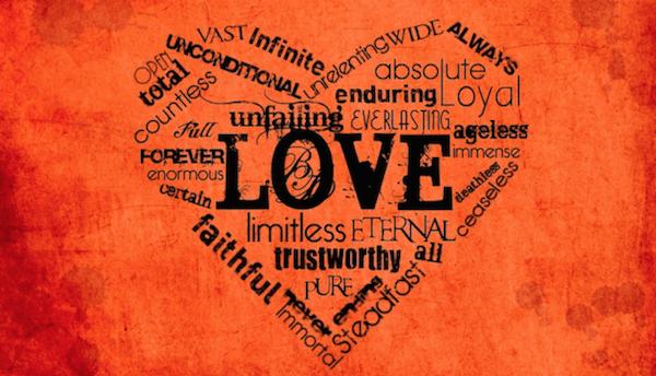 Scripture on Love