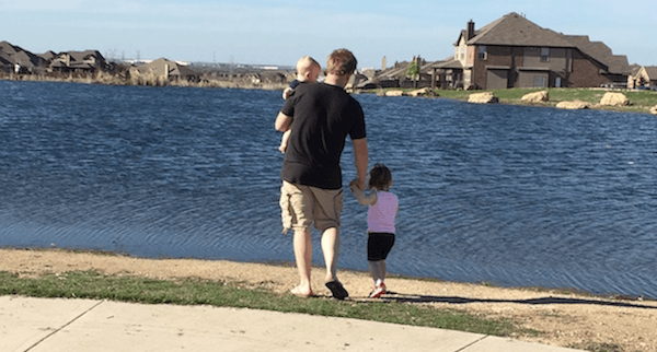 A Father's Day Tribute to My Husband