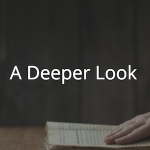 Proverbs 10: A Deeper Look