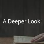 Proverbs 10: A Deeper Look