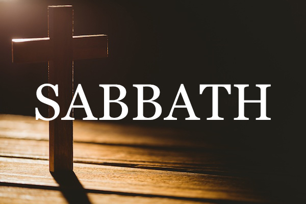 Back to Basics: Sabbath